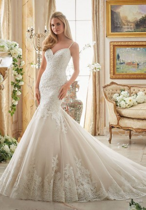Mori Lee 2871 Wedding Dress