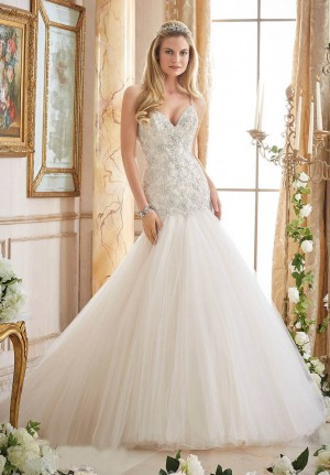 Mori Lee 2874 Wedding Dress