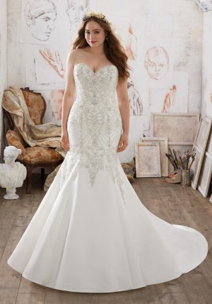 Mori Lee 3218 Mischa Wedding Dress