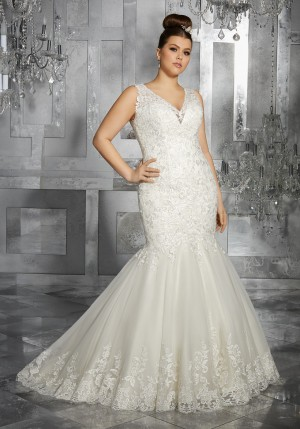 Mori Lee 3223 Minerva Wedding Dress