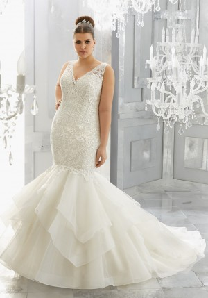 Mori Lee 3225 Miliana Wedding Dress