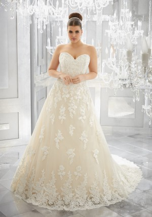 Mori Lee 3226 Muriella Wedding Dress