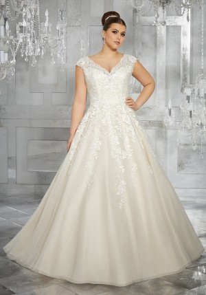 Mori Lee 3228 Moiselle Wedding Dress