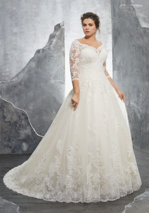 Mori Lee - Dress Style 3235 Kosette