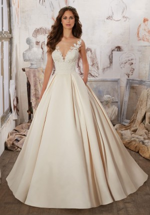 Mori Lee 5501 Marina Wedding Dress