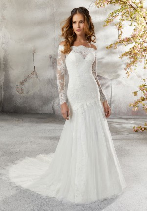 Mori Lee - Dress Style 5686 Lillian