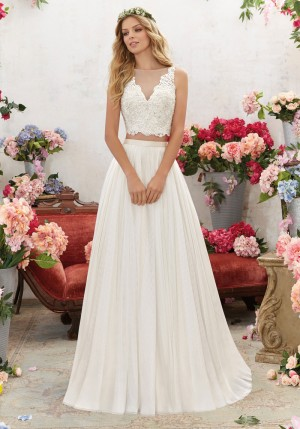 Mori Lee 6856 Melina Wedding Dress