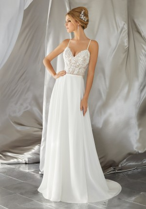 Mori Lee 6861 Mina Wedding Dress
