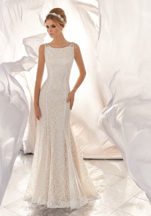 Mori Lee 6866 Mona Wedding Dress