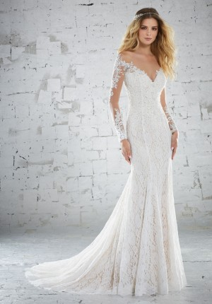 Mori Lee - 6888 Beach Wedding Dress