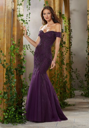 Mori Lee - Dress Style 71911