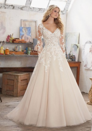 Mori Lee 8110 Maira Wedding Dress