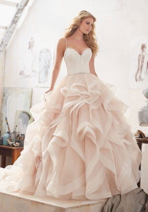 Mori Lee 8127 Marilyn Wedding Dress