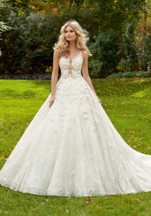 Mori Lee 8128 Maritza Wedding Dress