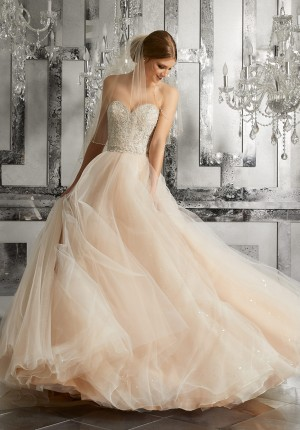 Mori Lee 8175 Mystique Wedding Dress