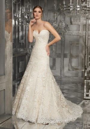 Mori Lee 8178 Monroe Wedding Dress