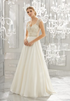 Mori Lee 8182 Mollie Wedding Dress