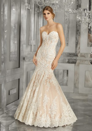Mori Lee 8185 Morella Wedding Dress