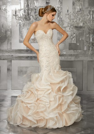 Mori Lee 8189 Mirjana Wedding Dress