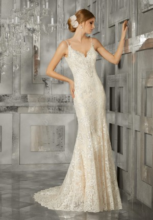 Mori Lee 8191 Merlada Wedding Dress