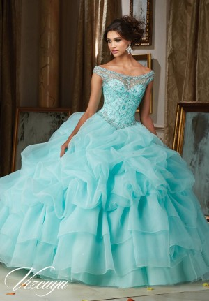 Mori Lee 89110 Quinceanera Dress