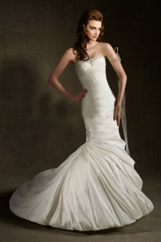 Mori Lee Angelina Faccenda 1235 Wedding Dress