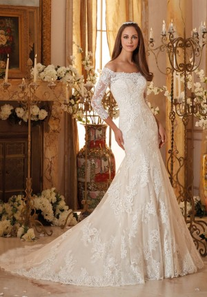 Mori Lee 5477 Wedding Dress