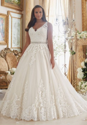 Mori Lee Julietta 3208 Wedding Dress