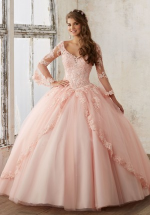 Mori Lee Valencia 60015 Quinceanera Dress