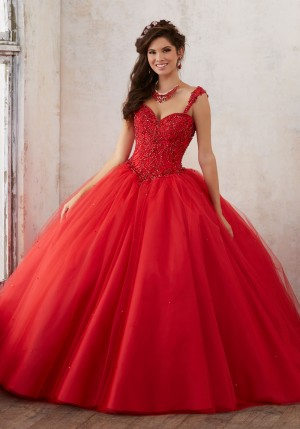 Mori Lee Valencia 60018 Quinceanera Dress