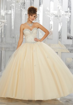 Mori Lee Vizcaya 89143 Gown