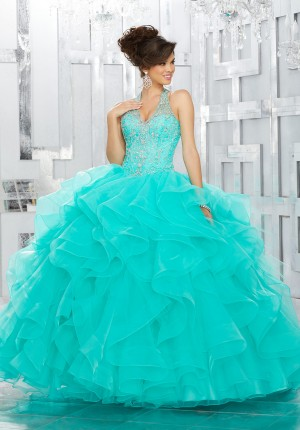 Mori Lee Vizcaya 89144 Quinceanera Gown