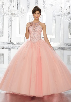 Mori Lee 89145  Vizcaya Quinceanera Gown