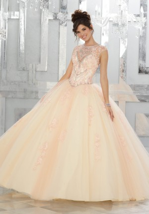 Mori Lee Vizcaya 89147 Quinceanera Gown
