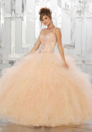Mori Lee 89156 Vizcaya Quinceanera Gown