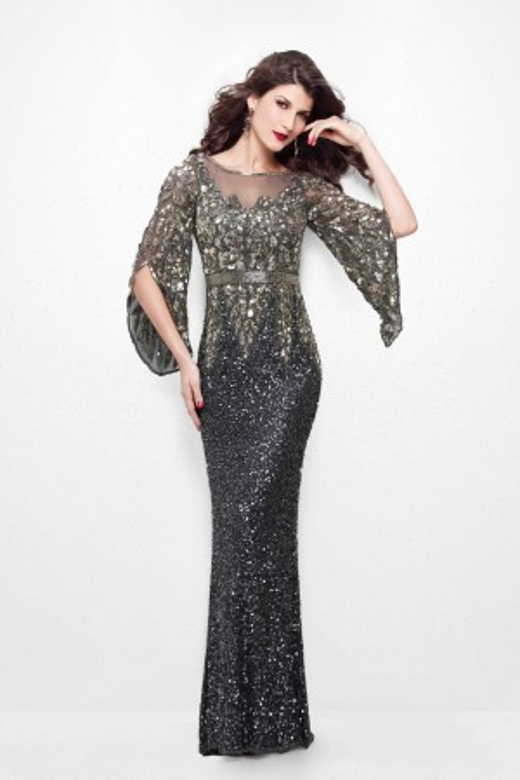 Primavera Couture - Dress Style 1424