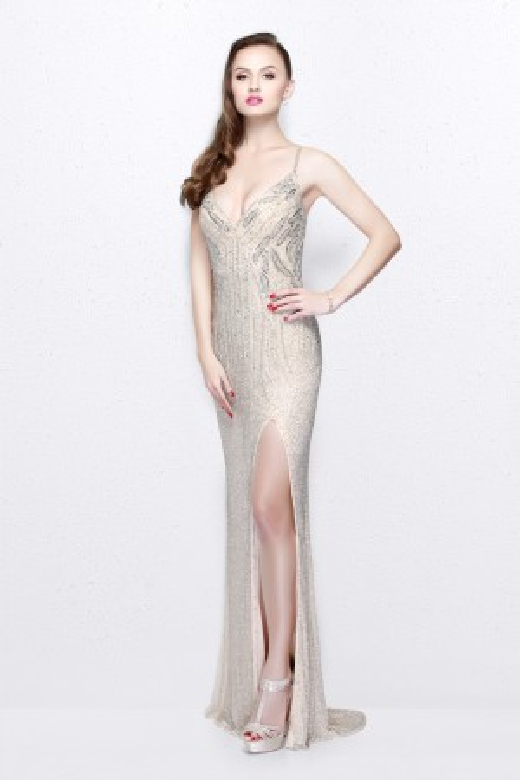 Primavera Couture 1818 Prom Dress