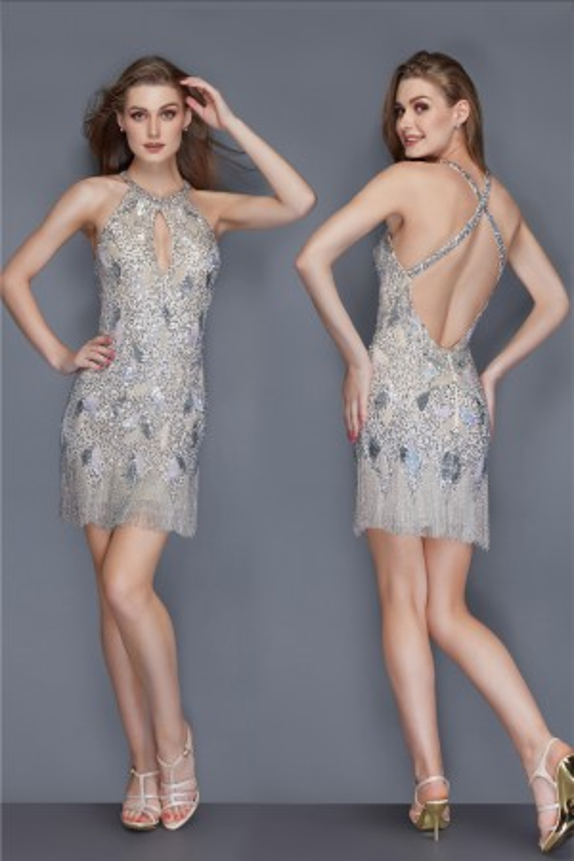 Primavera Couture - Dress Style 3133