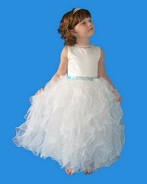RoseBud 5122 Flower Girl Dress