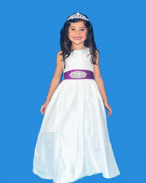 Rosebud Fashions 5115 Flower Girl Dress