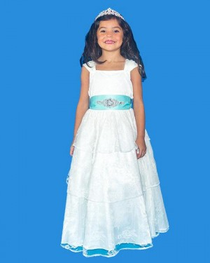 Rosebud Fashions 5126 Flower Girl Dress