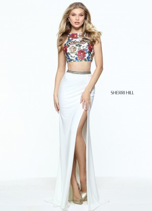Sherri Hill 51000 Prom Dress