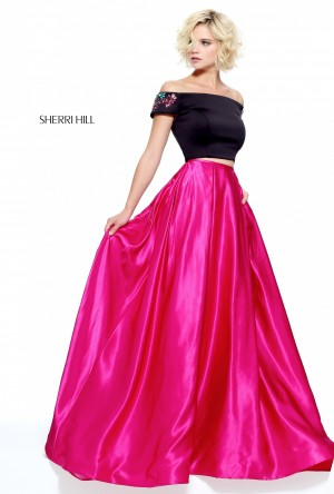 Sherri Hill 51101 Prom Dress