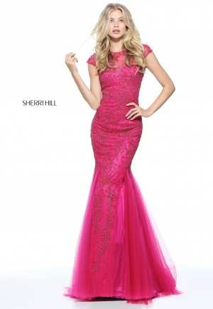 Sherri Hill 51117 Prom Dress