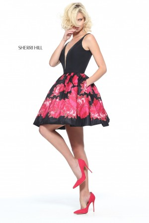 Sherri Hill 51180 Prom Dress