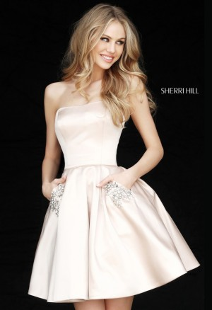 Sherri Hill 51390 Short Dress