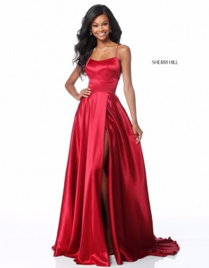 d4433bb6ca1d2 Sherri Hill Prom Dresses | 2019 Dress Collection at Madame Bridal