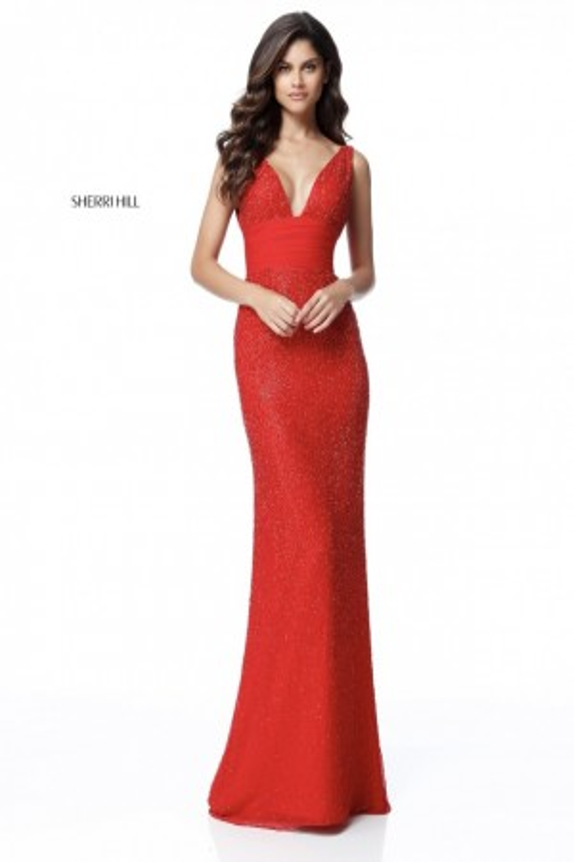 Sherri Hill - Dress Style 51641