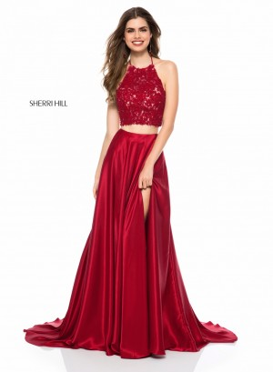 Sherri Hill - Dress Style 51843