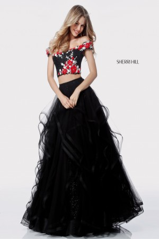 Sherri Hill - Dress Style 51893